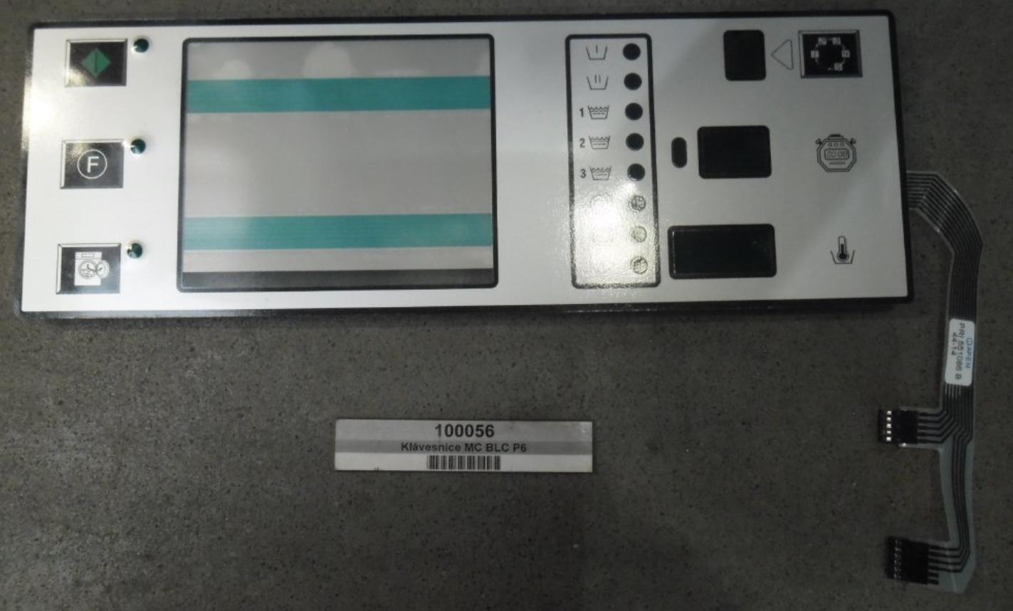100056 Primus Lavamac Keyboard Mcb P6 Primus