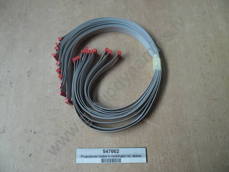 Connection cable to relay board