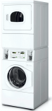 Horizon NT1JXASP403UW06stacked washer - electric heat dryer