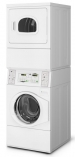 Alliance NT3JLASP403UW01stacked washer - electric heat dryer